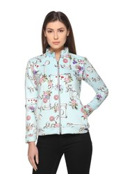 Women Stylish Multi Color Jacket