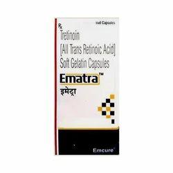Ematra Capsules, Packing Size: 100 Capsules