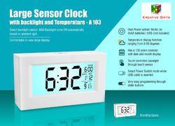 Large Sensor Clock