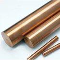 EC Copper Round Bar