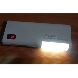 Power Bank with Lamp