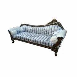 Modern Designer Wooden Couch
