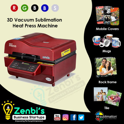 1bf1f946c 3D Sublimation Machines - Mobile Cover Printing Machine in Haryana ...