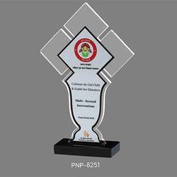 Corporate Acrylic Trophy