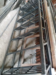 Iron Exterior Stairs