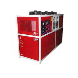 10 Tr Air Cooled Plastic Process Chiller