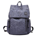 Polyester Camo Blue Leisure College Bag