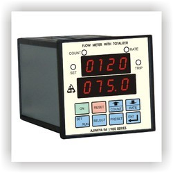 Rate Meter with Totalizer