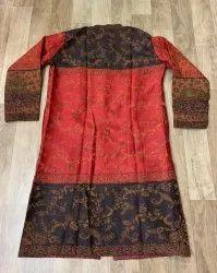 Ladies Pashmina Jama Kani Coat