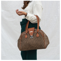 Brown Pic-nick Bag