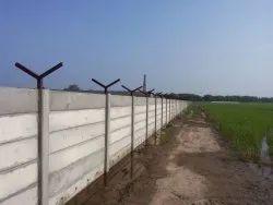 Readymade RCC Compound Wall