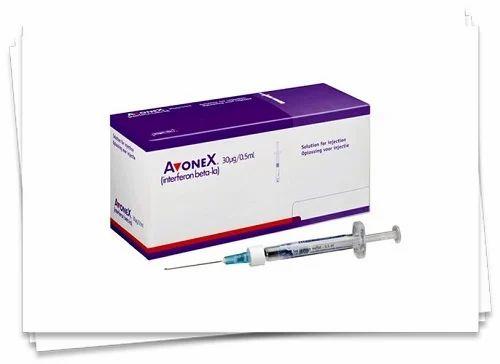 Biogenetic Pharmaceuticals Avonex 30mcg As Directed By Physician