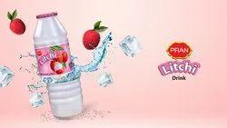 Cloudy White Pran Litchi Juice, Packaging Size: 250 ml, Packaging Type: 72 Pcs in Carton