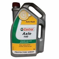 Castrol Axle 140 Transmission Fluids