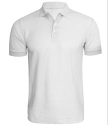Half Sleeve Collar T-Shirt