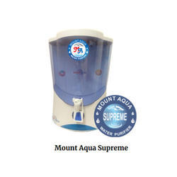 Mount Aqua ABS Plastic Wall Mount Water Purifier