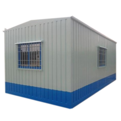 Steel Bunk House Cabin