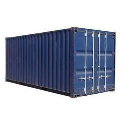 Shipping Marine Containers
