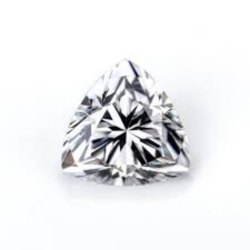 Triangle Cut AAA Quality Excellent Cut Lab Grown Diamond