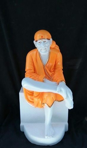 Remarkable Marble Sai Baba Statue Complete Home Design Collection Barbaintelli Responsecom