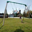 Kids Playground Swing