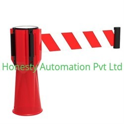 10 Meter Open Retractable Traffic Cone Topper