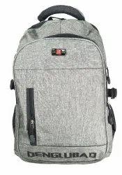 Printed Shoulder Backpack