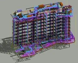 MEP Designing and Drafting Services