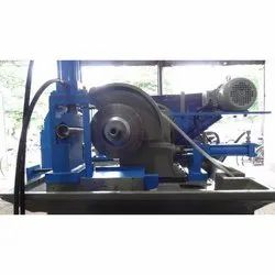 Hydraulic Pipe Cutting Machine