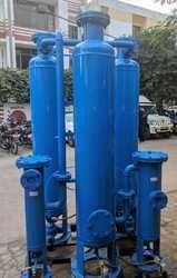 Split Flow - No Purge Loss Compressed Air Dryer