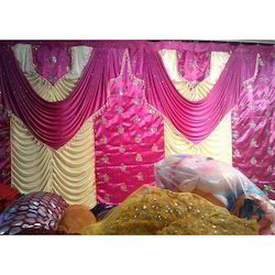 Decorative Wedding Curtain