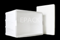 White B2 Type Thermocol Box