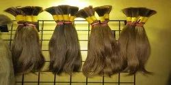 Most Popular Temple Indian Human Silky Straight Hair
