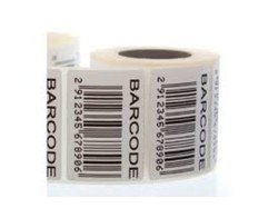 Barcode Adhesive Labels / Stickers