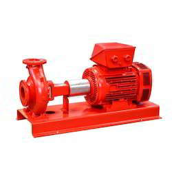 Electric Fire Fighting Pump
