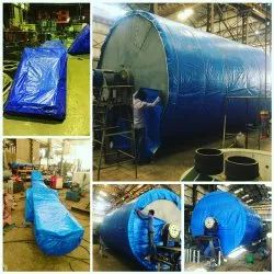 Plastic Wrapping Service, LDPE, Automation Grade: Automatic