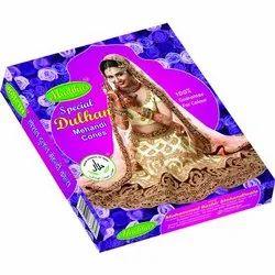 Madiha's Special Dulhan Mehandi Cone, 12 Cones, Packaging Type: Box