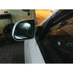 Glass ORVM Car Door Rear View Sub Mirrors