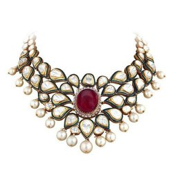 Party,Wedding Fashionable Ladies Necklace, Box