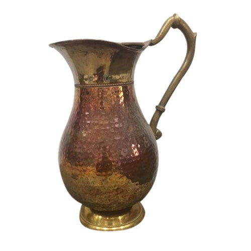 Aakriti Copper Tablewarecopper Jug, Capacity: Up To 1 Liter, for Home