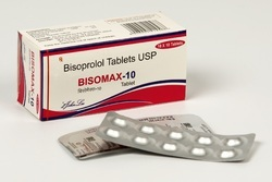 Bisoprolol Fumarate 10 Mg Tablets