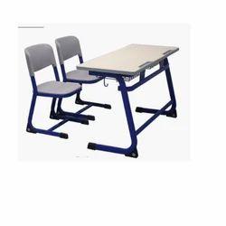 Economical Furn School Desk Furniture Classroom Table Chair