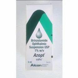 Brinzolamide Ophthalmic Suspension USP
