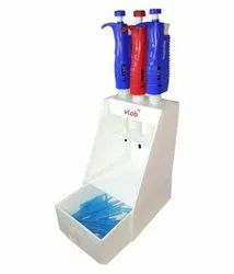Micropipette Stand With Drawer 3 Hole r