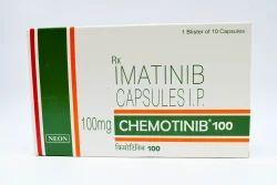 Chemotinib 100mg Capsules