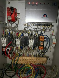 Three Phase Socity Pump Panel, For Industrial