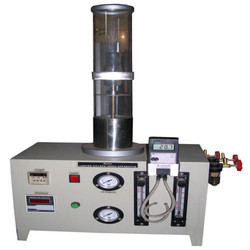 Limited Oxygen Index Apparatus