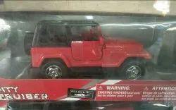 Mini Toy Jeep
