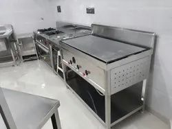 Stainless Steel Used Bakery Equipment In 40% To 60%, For Industrial