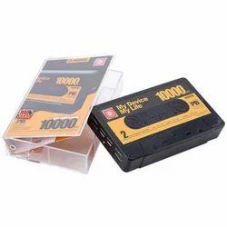 Cassette 10000 mAh Power Bank